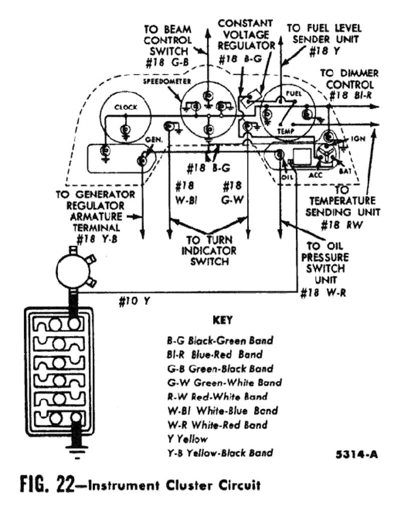 Fine Fuel Gauge Wiring Diagram Motif - Wiring Diagram Ideas ...