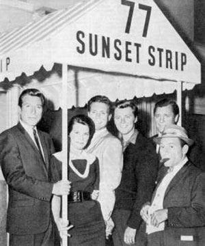 77 Sunset Strip - 1958 - TV Series - ABC - YouTube