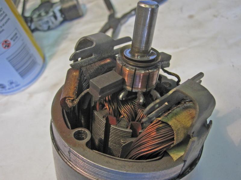 1960 Thunderbird Power Window Motor