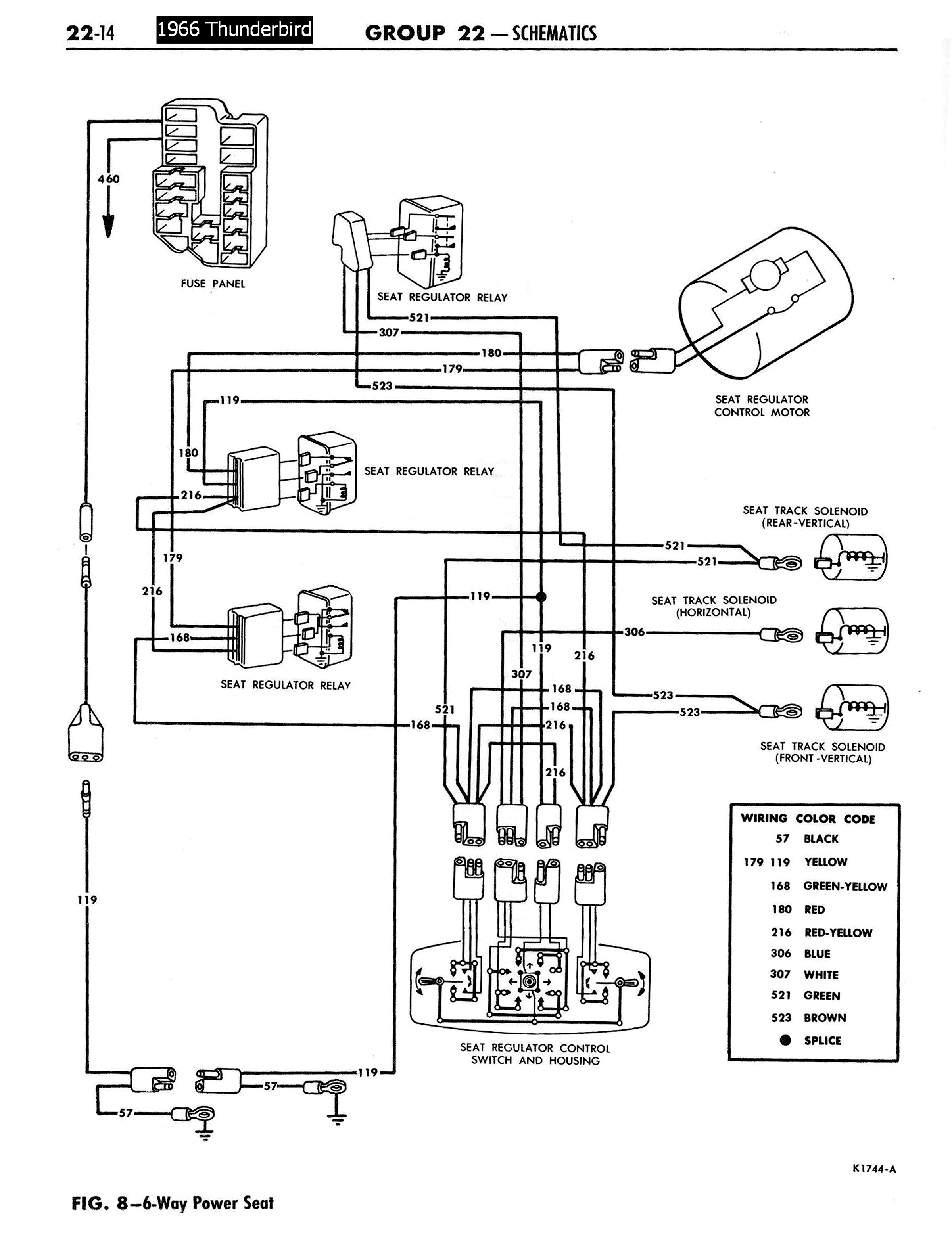 Mercury Cougar Turn Signal Wiring Diagrams Download 2001 Diagram 1958 68 Ford Electrical Schematics Rh Squarebirds Org Speed Control