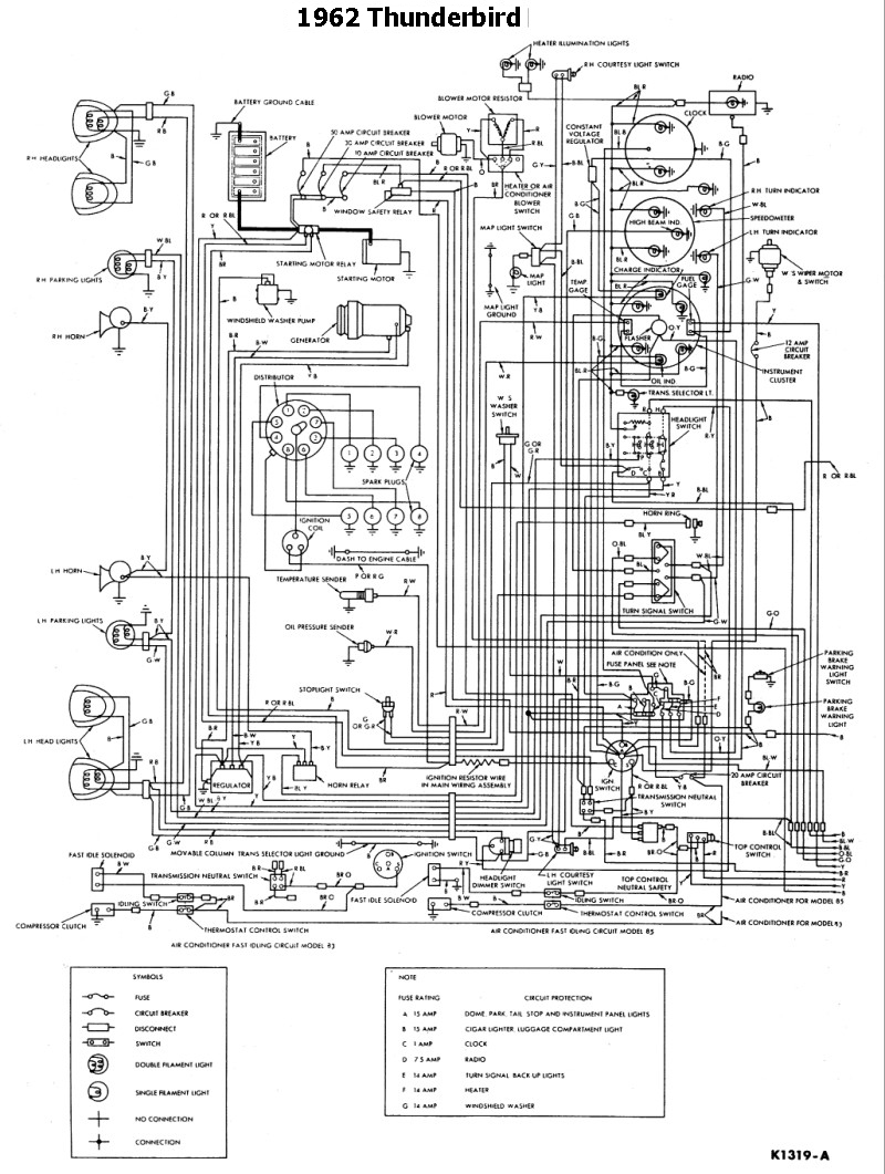 Wiring Diagram For 57 Thunderbird Daily Update Schematics Imageresizertool Com